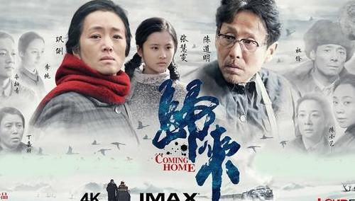 中国电影金榜单20140521期:电影《归来》特辑