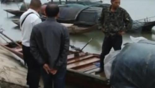 洪江市:整治非法电捕鱼