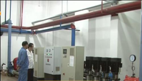 湘潭市试点二次供水在线实时监测预警