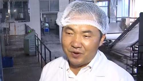 看一粒大米如何变成米粉