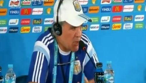 阿根廷剑指半决赛 萨帅继续押宝梅西