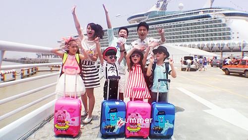 《潮童假期》看点:小五带儿童团豪华游济州岛