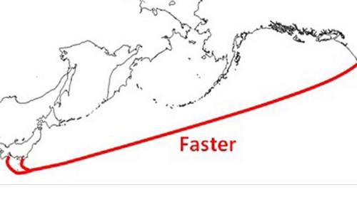 谷歌:投资新建太平洋海底高速光缆