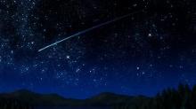 双子座流星雨如期光临地球