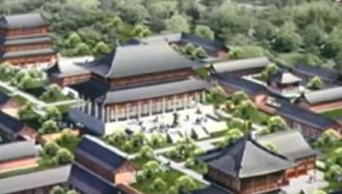 少林寺斥巨资在澳大利亚买地建分寺
