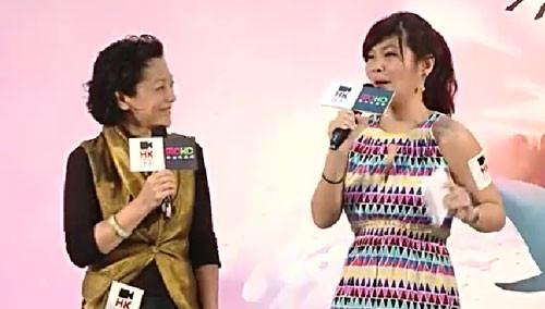 39届香港国际电影节记者会