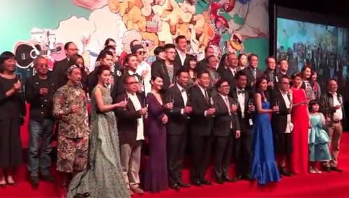 38届香港国际电影节开幕礼