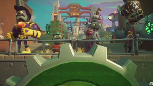 E3 《植物大战僵尸 花园战争2》试玩