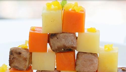 【日日煮】骰子牛肉