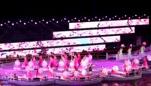 2015年中国湖南国际旅游节昨晚开幕