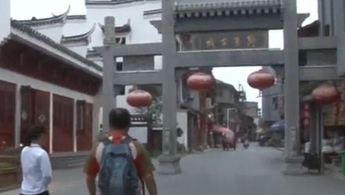 湖南国际旅游节境外嘉宾点赞黔阳古城