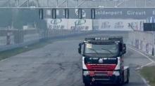 直播大事件20151007期:中国卡车公开赛北京站