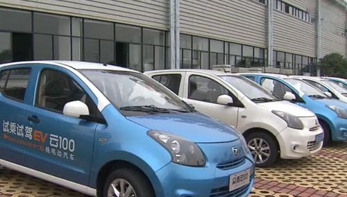 国家出台政策加快充电桩建设 新能源汽车将迎来发展利好