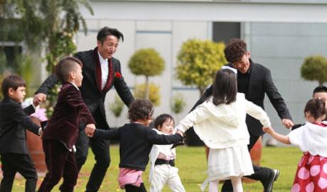 《爸爸去哪儿》收官催泪MV